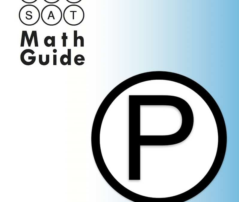 (Review) Pwn the SAT: Math Guide