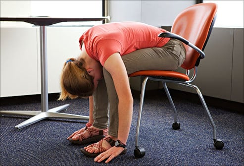 Top 5 Energy-Boosting Stretches for Long Tests!