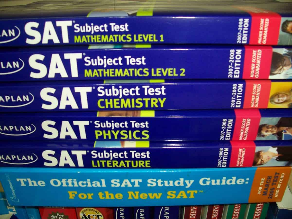SAT: How To Succeed On SAT II Subject Tests • Love The SAT Test