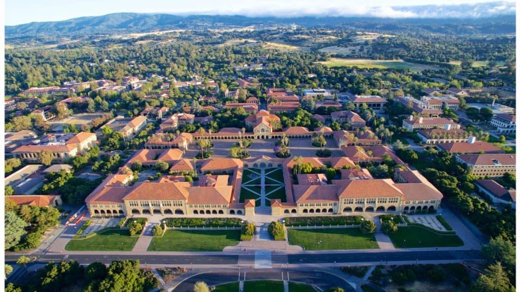 Stanford-Aerial