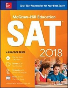 McGraw-Hill SAT 2018 (Best SAT Prep Books)