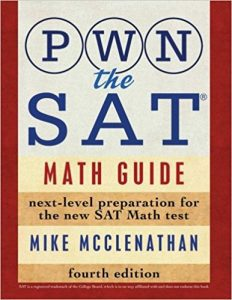 PWN the SAT Math Guide (Best SAT Prep Books)