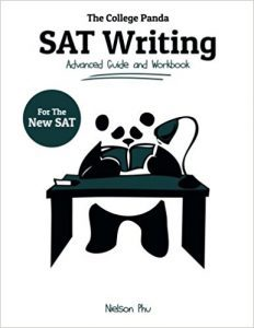 The College Panda's SAT Writing: Advanced Guide and Workbook for the New SAT (Best SAT Prep Books)