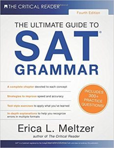 The Ultimate Guide to SAT Grammar (Best SAT Prep Books)
