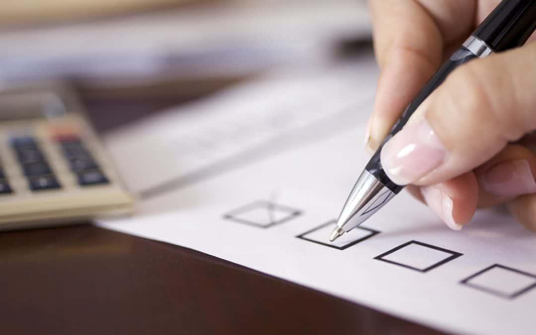 ACT Checklist