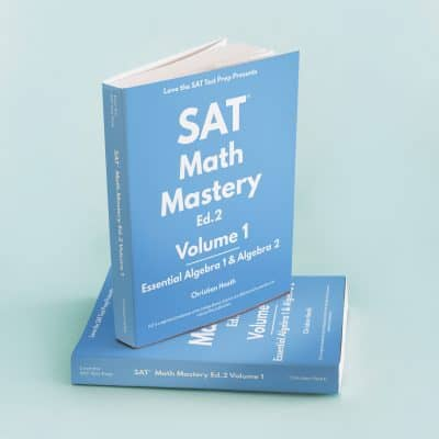 SAT Math Mastery eBook