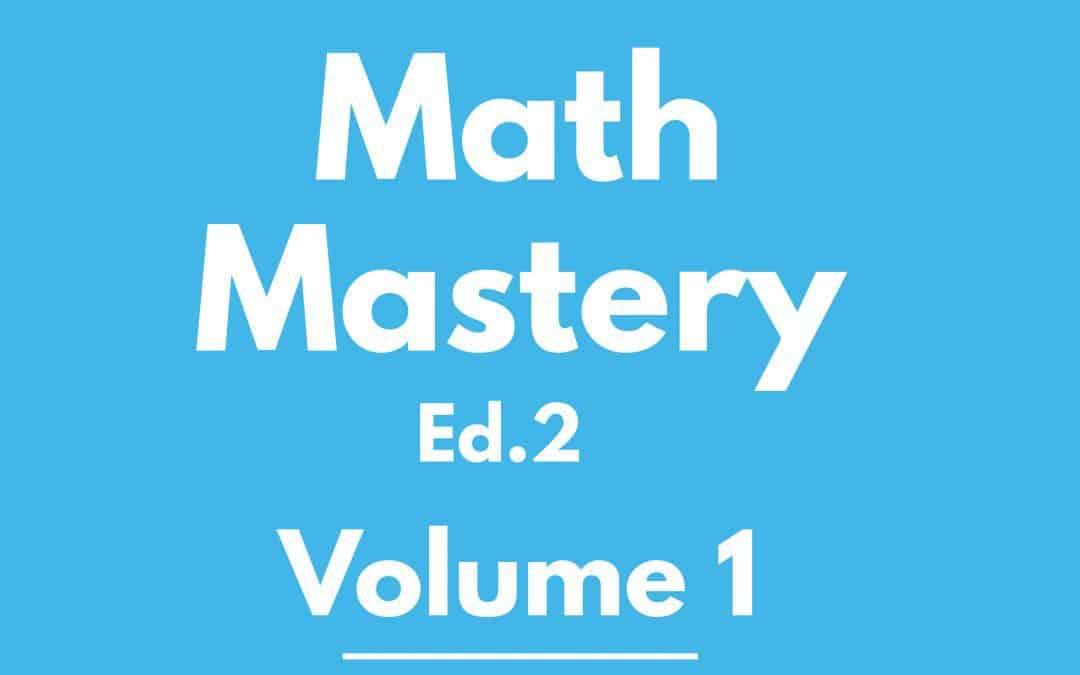 SAT Math Mastery Volume 1