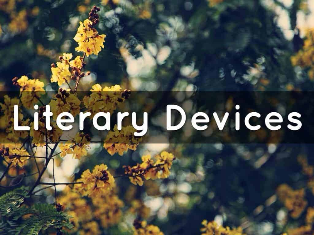 sat prep  top literary devices on the sat test  with