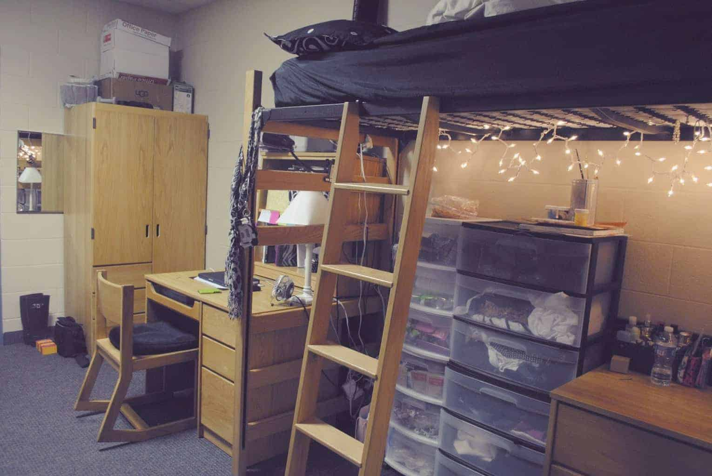 College Dorm Essentials • Love The SAT Test Prep