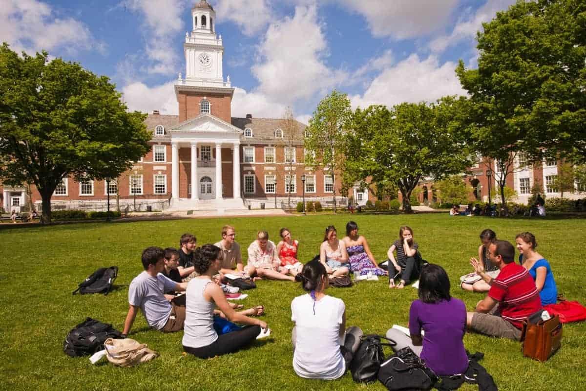 Realistically, do I have a chance at Johns Hopkins University or Duke?