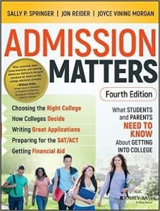 The 17 Best College Apps Books (from a Pro SAT & ACT Tutor