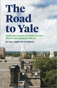 Professional help with college admission essays yale